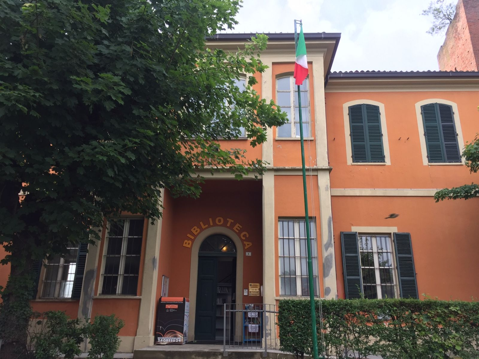 """Comune Di Pecetto Torinese biblioteca comunale """"barbara allason"""" - comune di pecetto"""