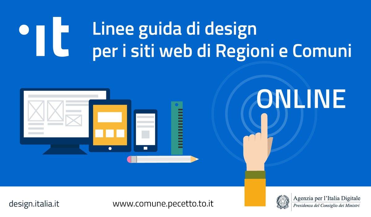 Comune Di Pecetto Torinese on line il nuovo sito web del comune di pecetto torinese